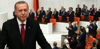 AKP kanun teklifi:Cumhurbaşkanı mal varlığını dondurma yetkisi