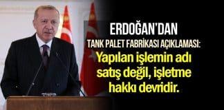 Erdoğan Tank Palet Fabrikası