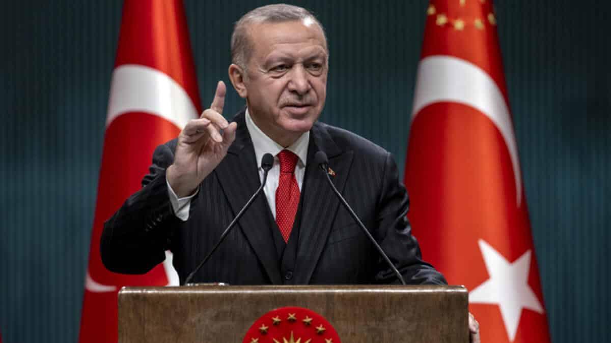 Erdoğan: Kılıçdaroğlu aday olacaksa bu partisi için isabetli olur
