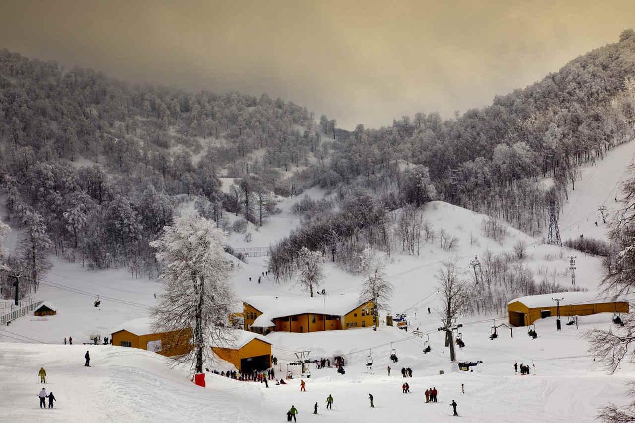 maşukiye kartepe kayak merkezi