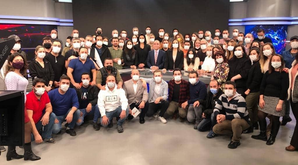 olay tv ekibi