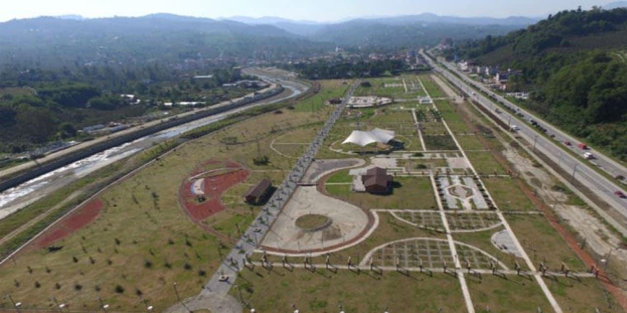 15 milyon TL harcanan Botanik Park, şehir hastanesi yapılmak için söküldü