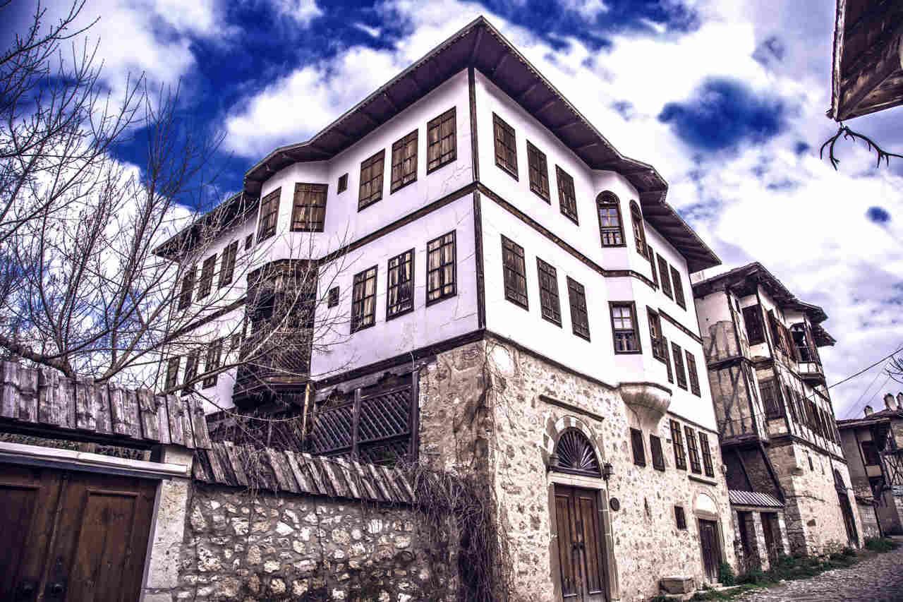 Safranbolu, Karabük kışın gidilecek yerler