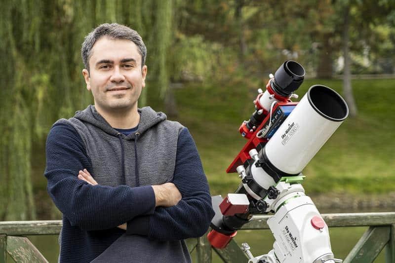 uyar mitat astrofotoğrafçılık