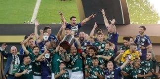 Libertadores Kupası: Palmeiras, Güney Amerika şampiyonu oldu