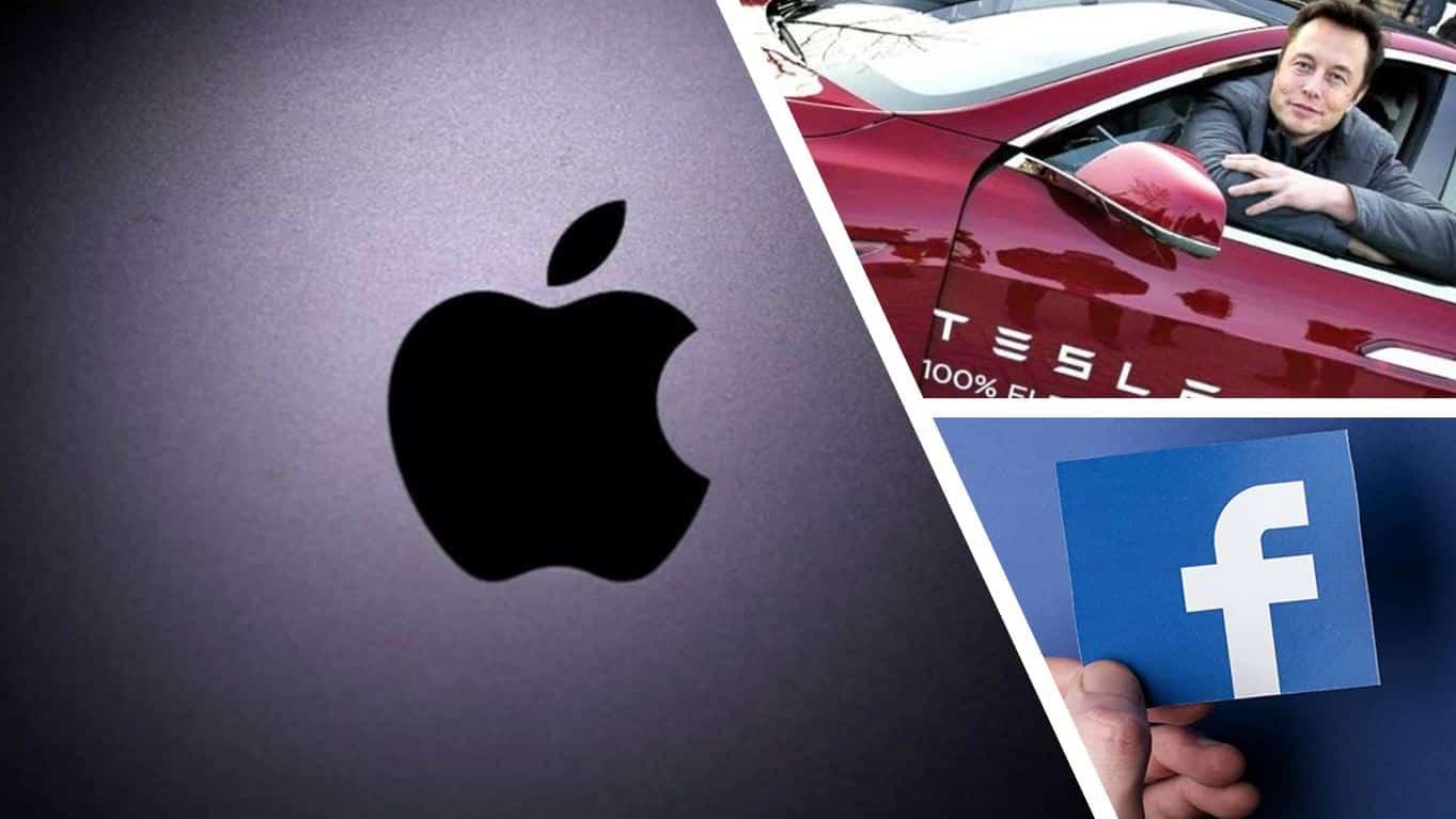 Apple, Tesla, Facebook net karları arttı: iPhone dünyanın en çok satan telefon markası oldu
