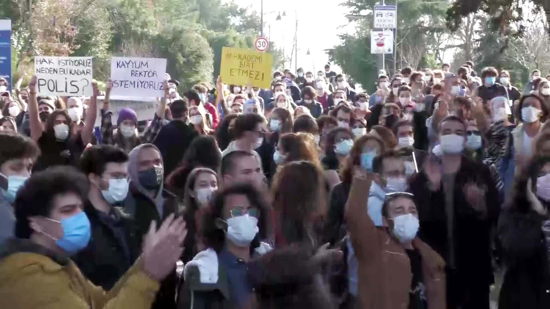 boğaziçi protesto melih bulu