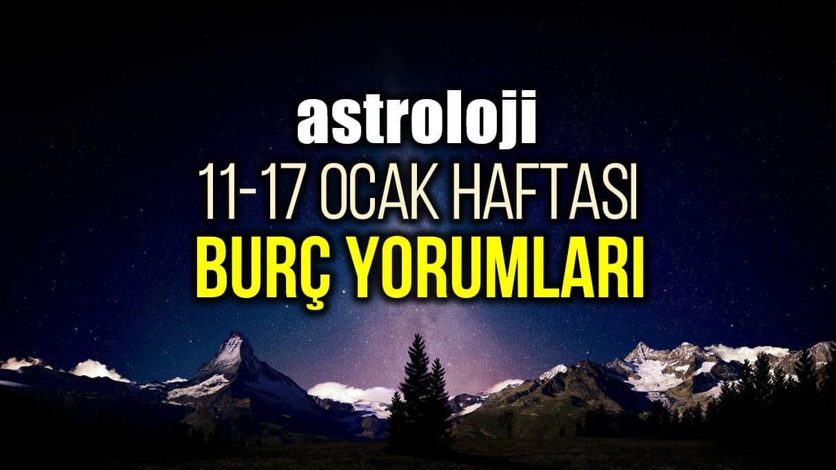 Astroloji: 11 - 17 Ocak 2021 haftalık burç yorumları
