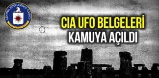 CIA, elindeki 2 milyon sayfalık UFO belgelerini kamuya açtı