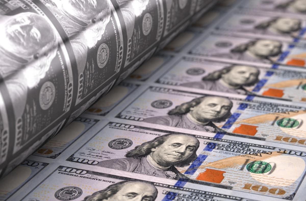 dolar basılması para arzı nedir