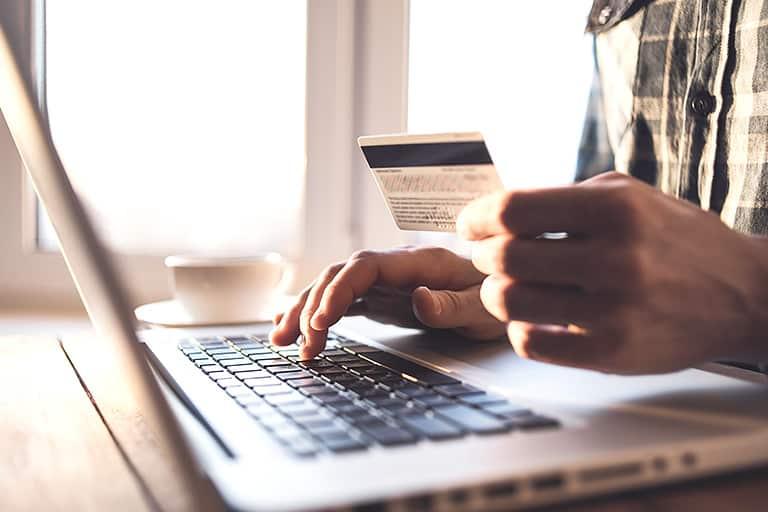 e-ticaret online alışveriş