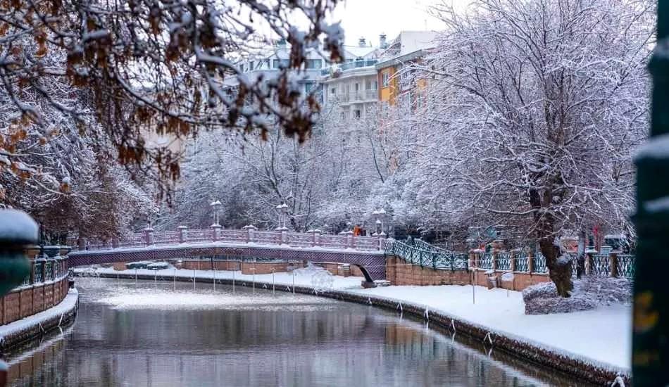 eskişehir kış