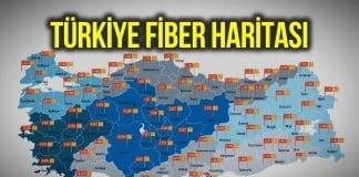 İşte Türkiye fiber haritası: Gelişmiş ülkelere kıyasla bir hayli gerideyiz!