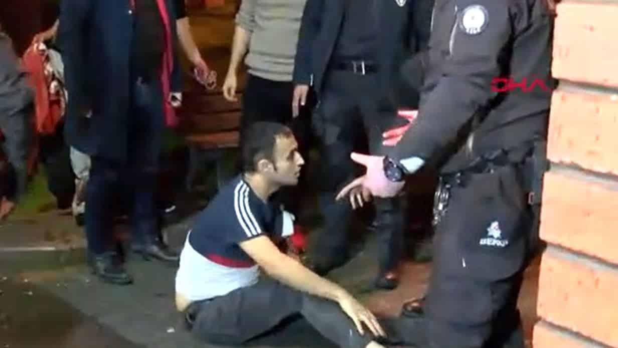 İstanbul gaspçılara direnen kişi bıçaklandı!