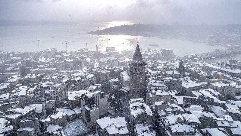 istanbul kar ne zaman