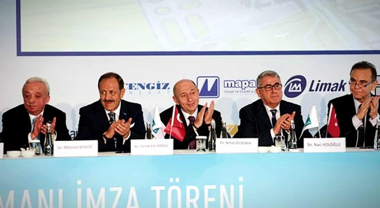 1.1 milyar TL Trabzon Şehir Hastanesi ihalesi Kalyon'a verildi