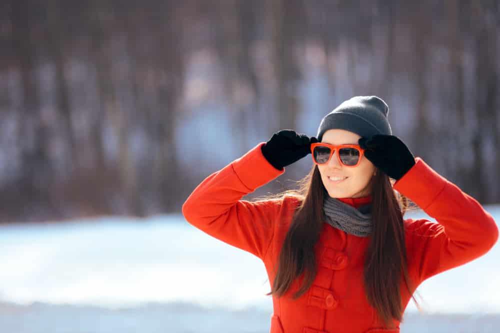 kar gözlük