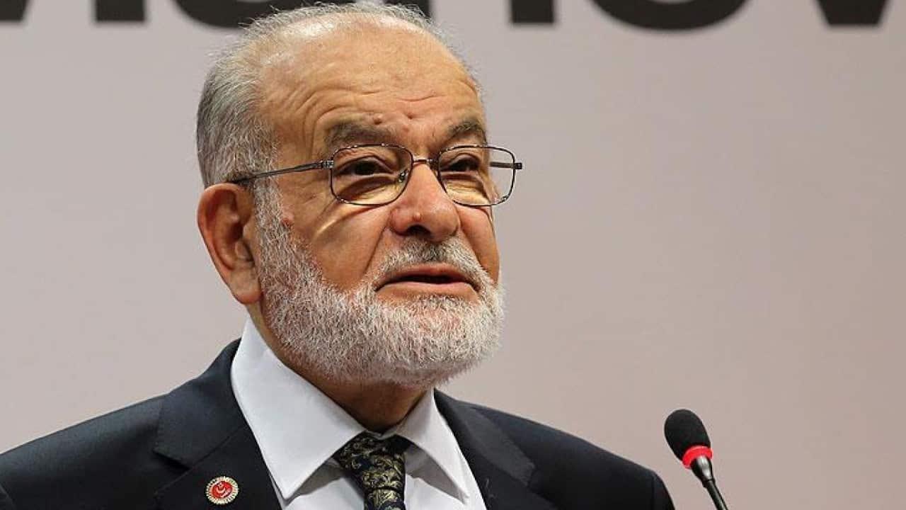 Karamollaoğlu'dan AKP ile ittifak açıklaması: Yanlış politikalar değişirse yapılabilir