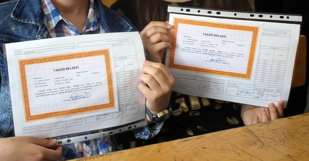Derslere erişemeyen öğrenciler karne aldı: Okuma yazma bile öğrenemediler!
