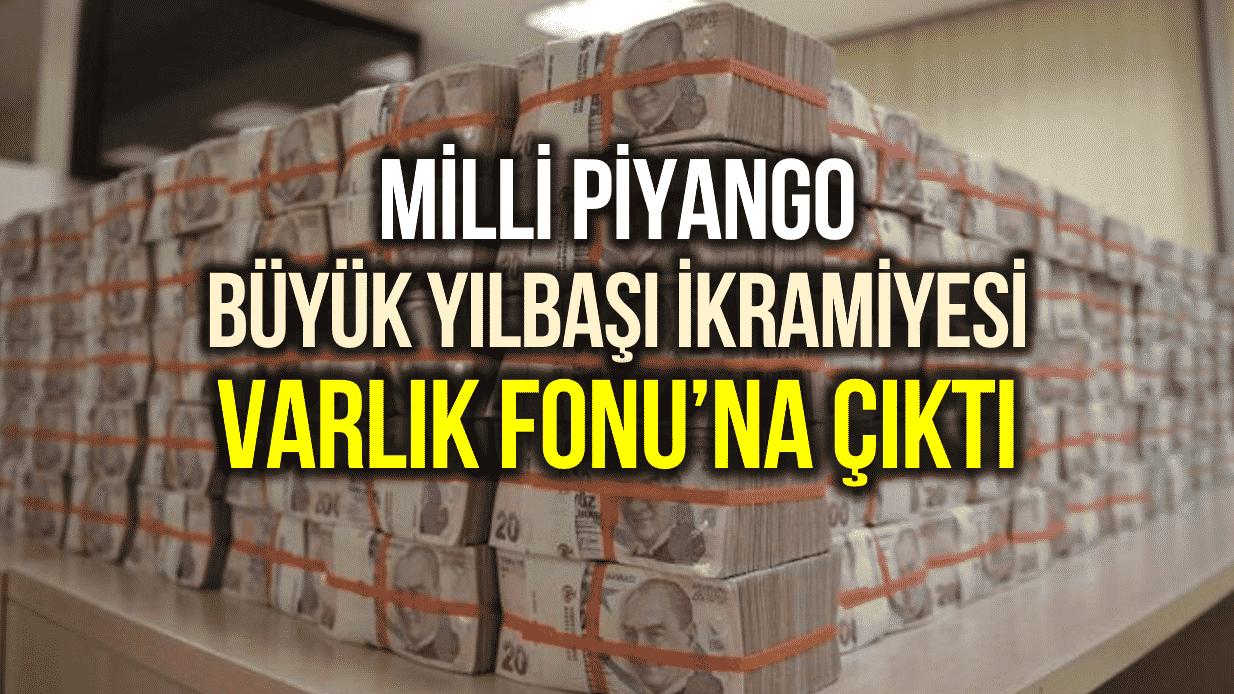 Milli Piyango yılbaşı ikramiyesinin çıktığı 4 biletten 3 satılmadı!