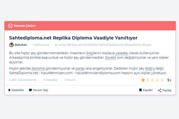 acil diploma