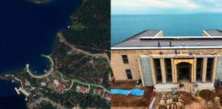 Cumhurbaşkanlığı 2021 de iki yeni saray yaptıracak: Maliyeti 740 milyon lira
