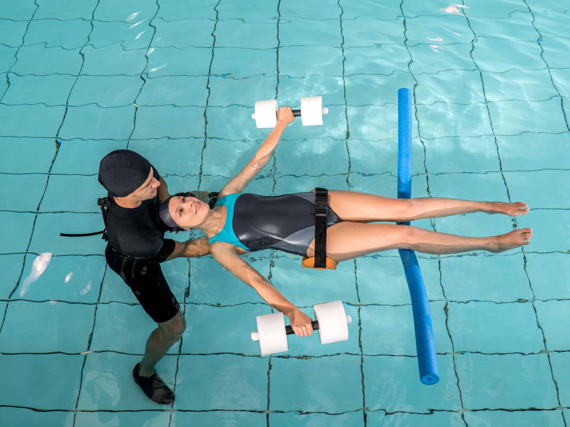 Suyun iyileştirici gücü fizik tedavi rehabilitasyon