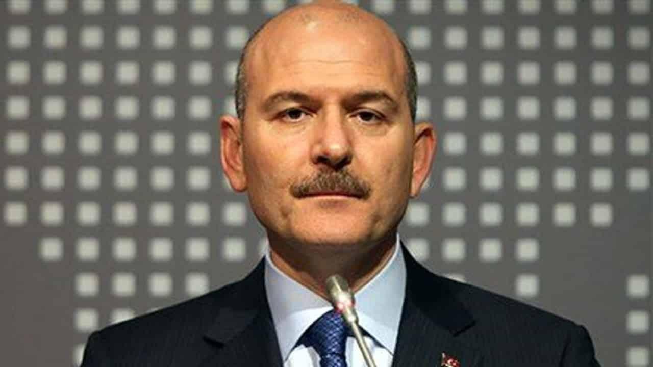 İçişleri Bakanı Süleyman Soylu: 4 LGBT sapkını gözaltına alındı