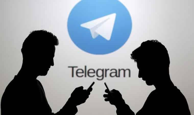 telegram mesajlaşma uygulaması
