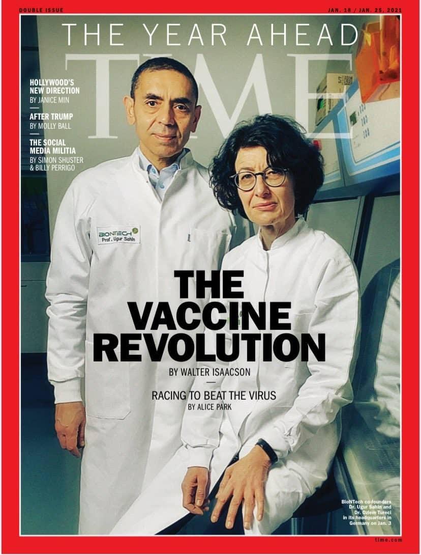 TIME vaccine revolution