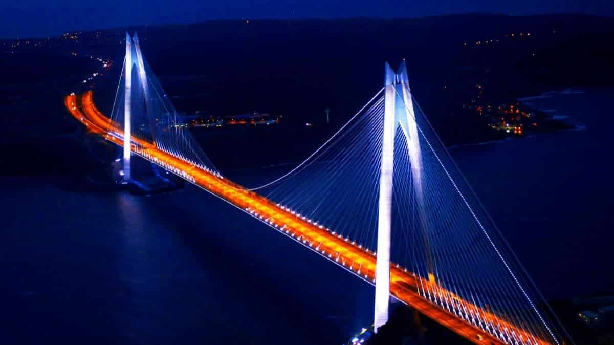 3. Köprüyü yapan şirketler İBB ye yüzde 10 luk geçiş garantisi payını ödememişler!