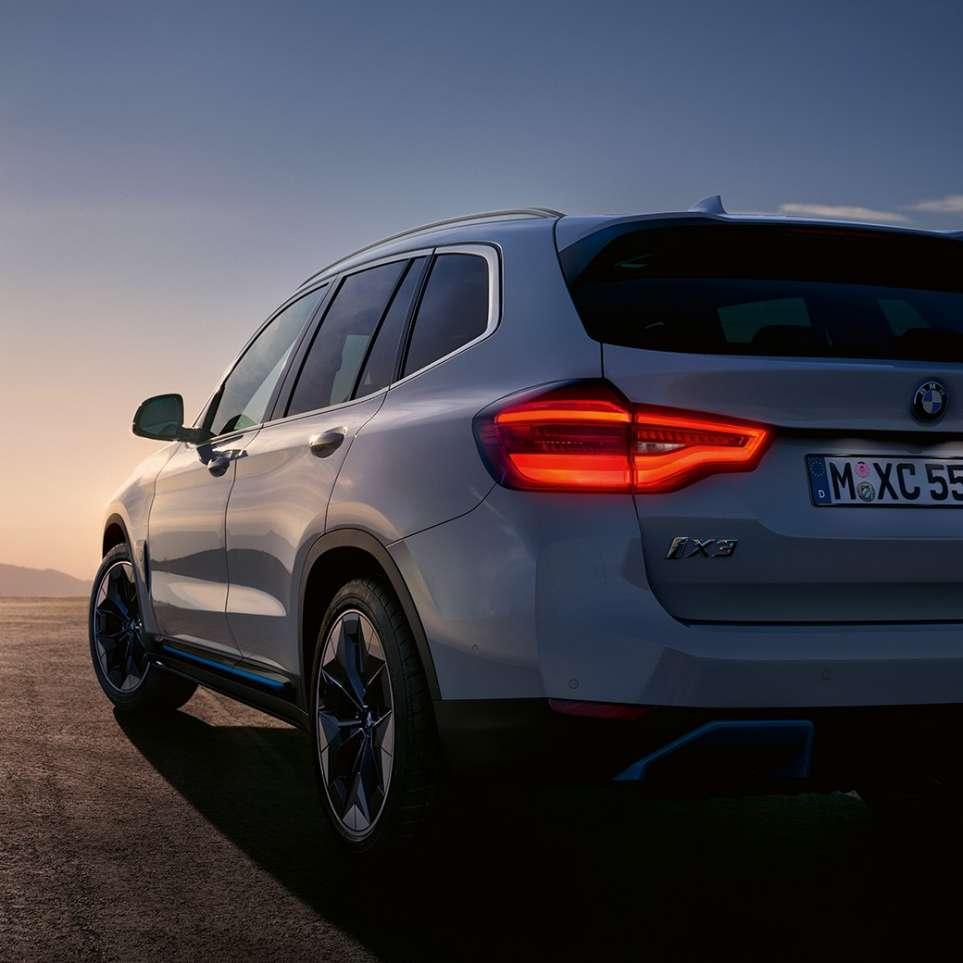BMW iX3 yorumları ötv zammı