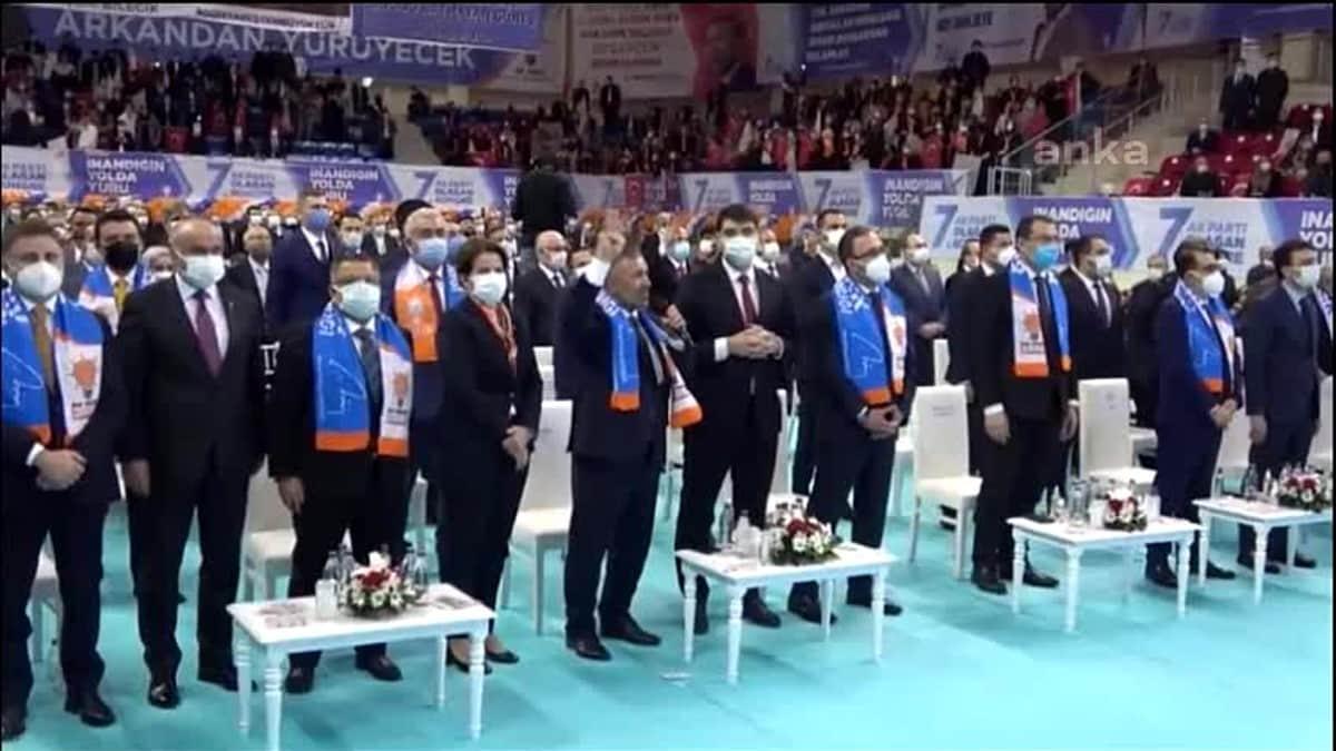 Erdoğan canlı bağlandığı AKP Bilecik kongresinde küfür şoku!