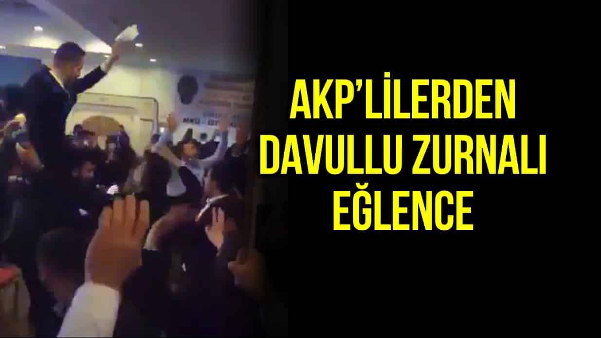 AKP hatay davullu zurnalı lebaleb eğlence