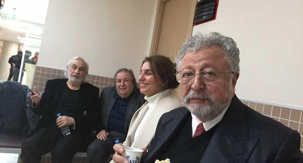 Metin Akpınar ve Müjdat Gezen'in Erdoğan'a Hakaretten Hapsi İstendi ile ilgili görsel sonucu