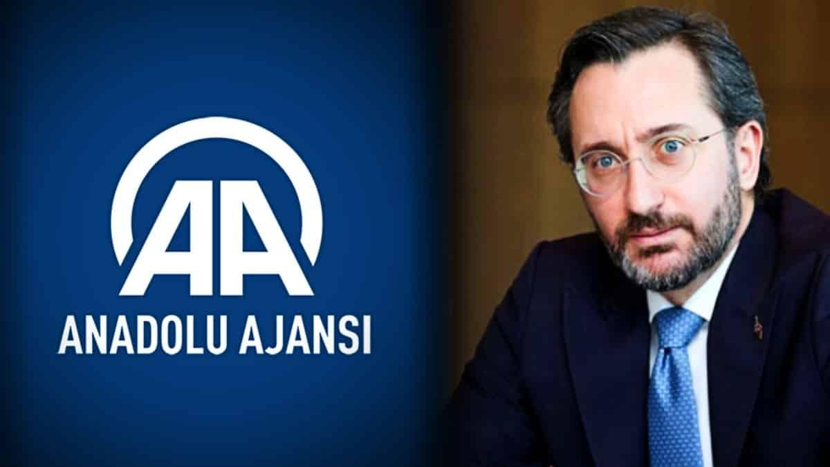 Cumhurbaşkanlığı İletişim Başkanlığı Anadolu Ajansı aym