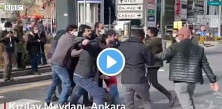 ankara kızılay meydanı boğaziçi protestoları