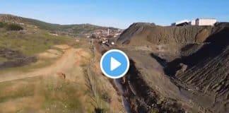 Ayvalık madenin atık havuzu çöktü, ağır metaller içme suyu barajına karıştı!
