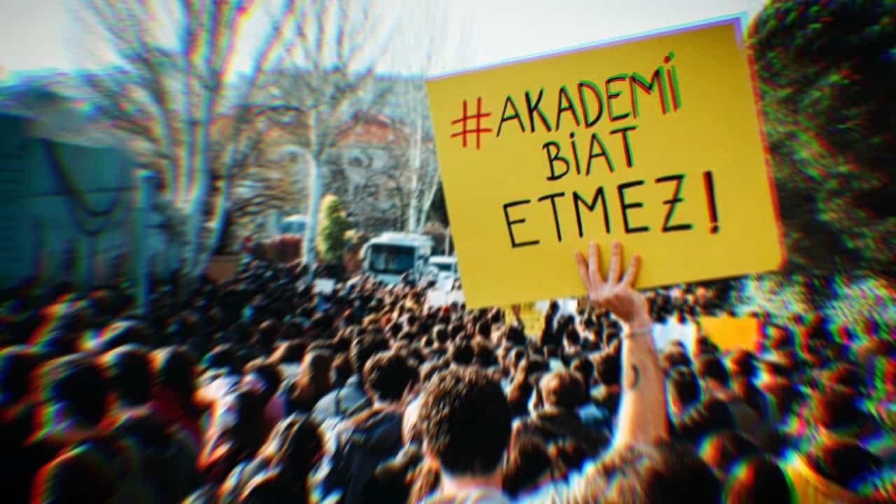 Boğaziçi öğrencilerinden Erdoğan'a açık mektup: Siz padişah değilsiniz, biz de tebaanız değiliz!