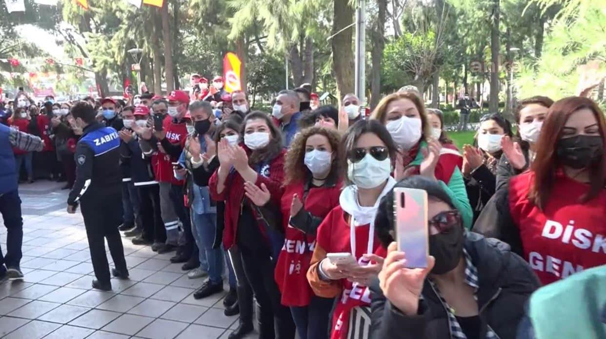İzmir Bornova Belediyesi asgari ücrette Türkiye rekoru kırdı!