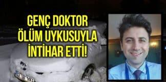 bursa uludağ doktor intihar