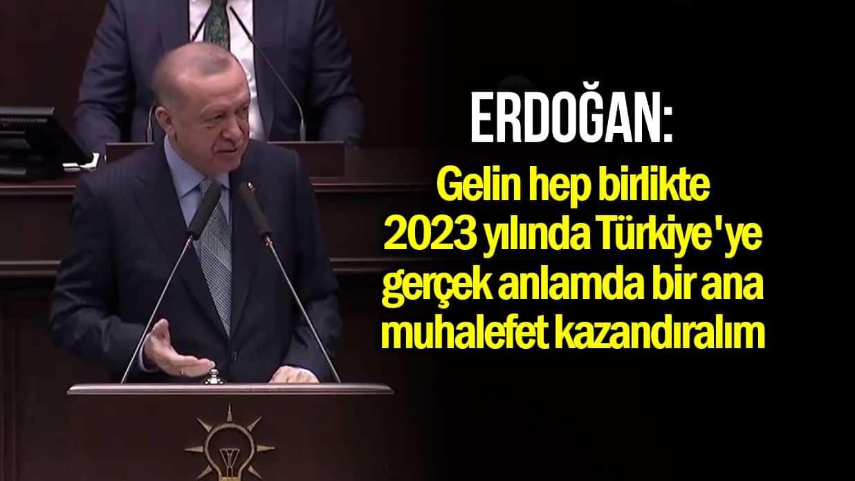 erdoğan ana muhalefet chp