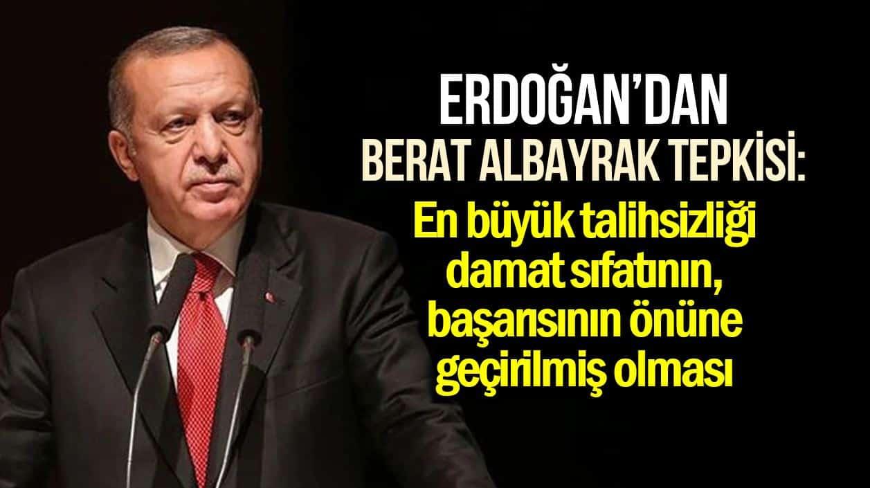 erdoğan damat berat albayrak