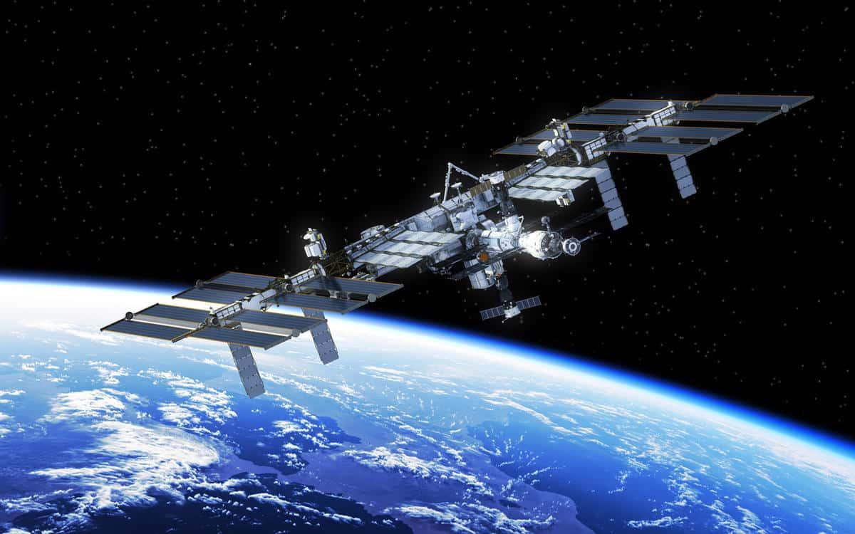ISS uluslararası uzay istasyonu