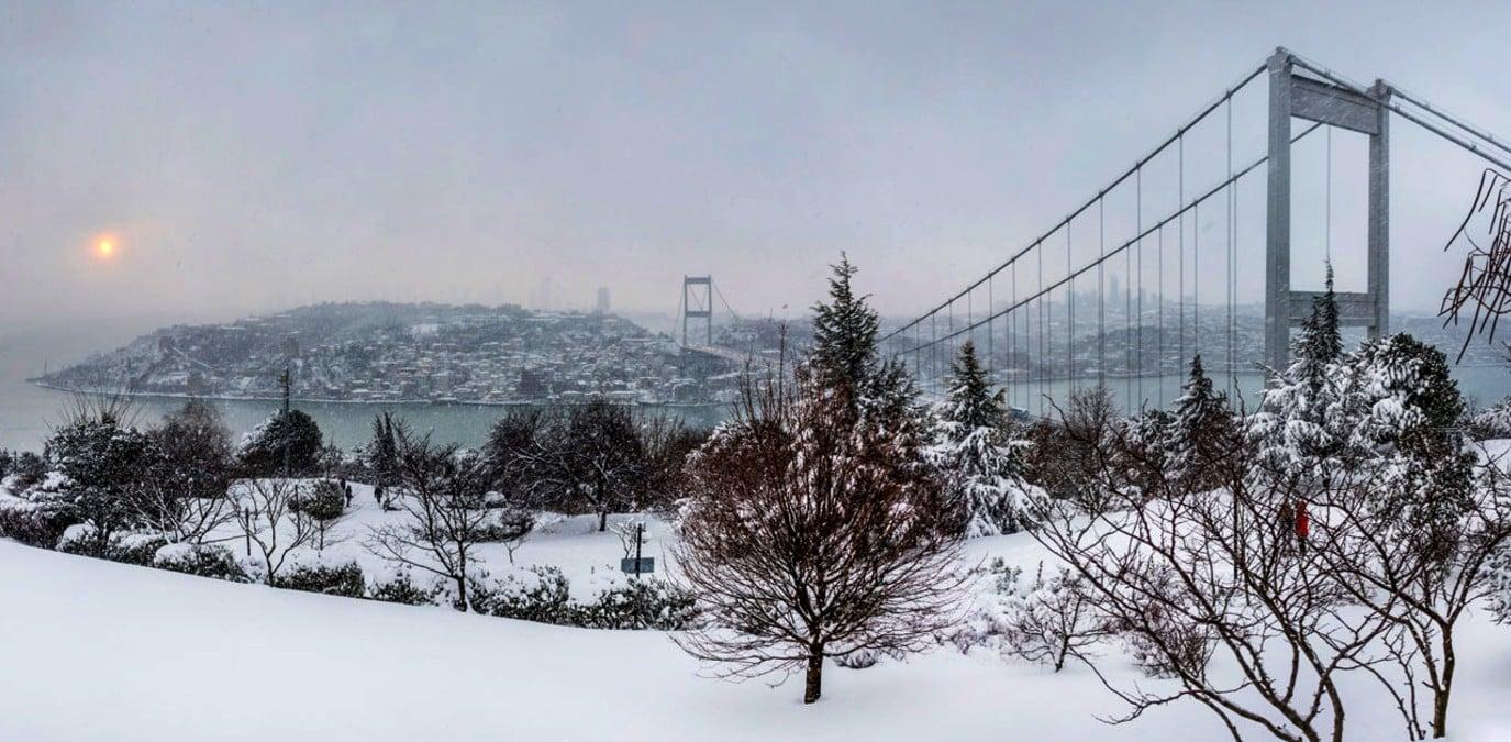 Meteoroloji meteoroloji İstanbul kar yağışı