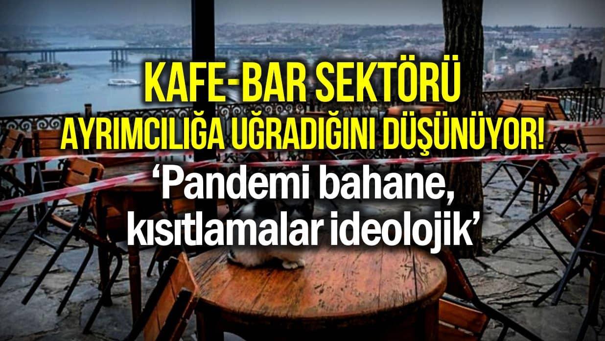 Kafe-bar sektörü