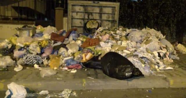 maltepe çöp