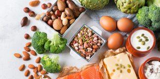 Protein bakımından zengin yiyecekler