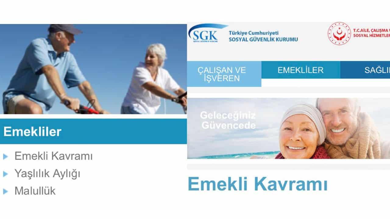 SGK emekli resimlerinin çoğu yabancılara ait eleştirisi