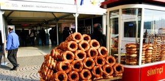 İstanbul simit fiyatı